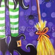 The image for Witchy Broom! $25 Monday Madness!