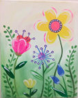 The image for Whimsical Flowers