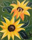The image for Summer Sunflowers