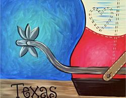 The image for Texas Boot. - Customize it!