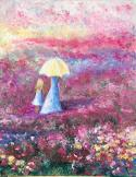 The image for Need a Mother's Day Gift. Monet's Mother and Child in the Flowering Meadow