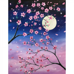 The image for New Midnight Cherry Blossom