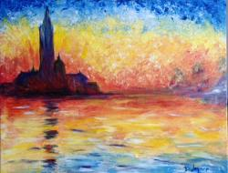 The image for Week Of Fame!!! Monet's Sun Set