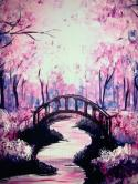 The image for Pink Strolling Path! Beautiful!