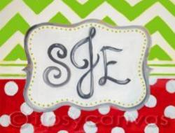 The image for $30 Thursdays! Personalized Monogram