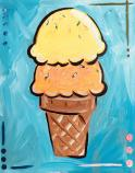 The image for Kid's Ice Cream - Any Age 9x12