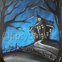 The image for Spooky House - $25 Monday Madness