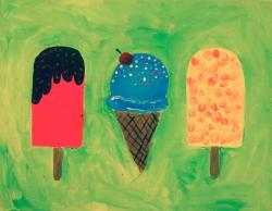 The image for Kid's Icecreams - Choose your colors!!!