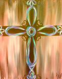 The image for New! Wooden Cross