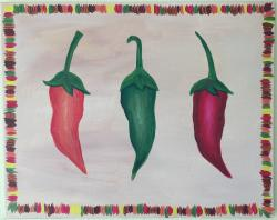 The image for National Hot and Spicy Day!!! Hot Chili Peppers