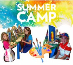 The image for Register For Super Fun Summer Camp! 10:00am - 1:00pm