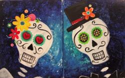 The image for Couple's Couple's Los Muertos