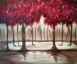 The image for Back by popular demand! Red tree Forest