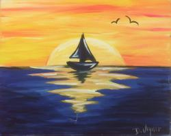The image for Kid's Sailboat