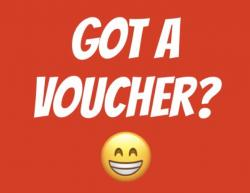 The image for Got A Voucher?