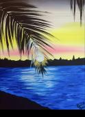 The image for Palm Sunset!