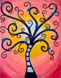 The image for Curly Floral Tree!