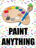The image for Top Pick Tuesdays - Paint Anything!