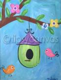 The image for Spring Bird House!
