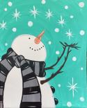 The image for Happy Snowman!